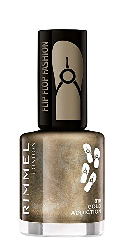 Rimmel 60Seconds Super Shine Nagellack Flip Flop 818