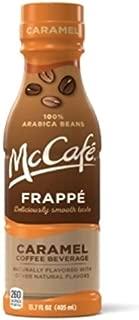 McCafe Frappe, Caramel, 13.7fl.oz.(Pack of 12)