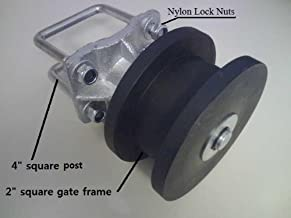 Heavy Duty High Cycle Cantilever Slide Gate Roller / 4