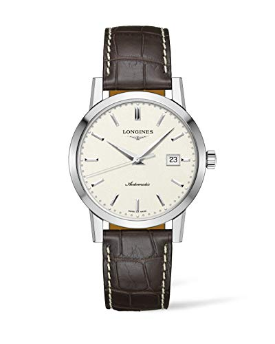 orologio longines uomo Longines orologio The Longines 1982 automatico 40mm acciaio L4.825.4.92.2