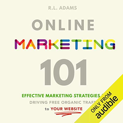 Online Marketing 101 cover art
