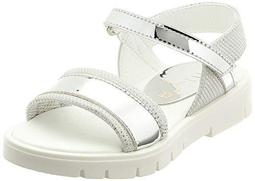 Unisa Meisjes Nettie_lk_sp Peeptoe sandalen