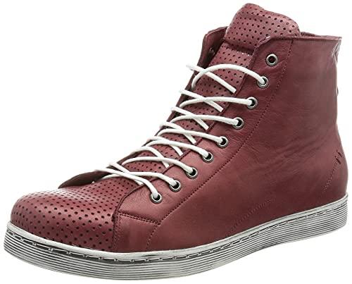 Andrea Conti 345728, Zapatillas Mujer, Bordo, 42 EU