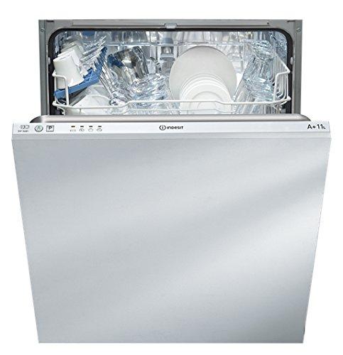 Indesit DIF 04B1 Entièrement intégré 13places A+ lave-vaisselle - Lave-vaisselles (Entièrement intégré, Acier inoxydable, 13 places, 51 dB, A, Intensif, Normal)