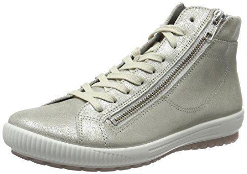 Legero Tanaro, Sneaker Alte Donna, Beige Ghiaccio, 37 EU