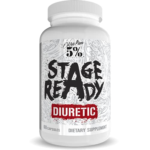 5% Nutrition Stage Ready Diuretic   Competition...