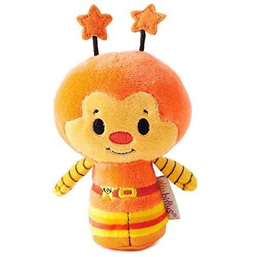 Hallmark Lala Orange's O. J. Sprite- Itty Bitty Soft Plush Toy