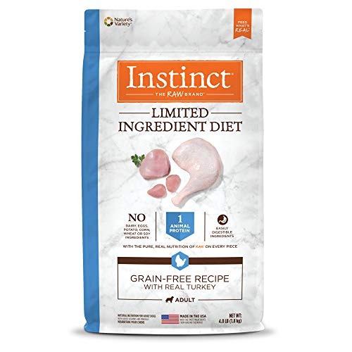 Instinct Limited Ingredient Diet Grain Free Recipe with Real...