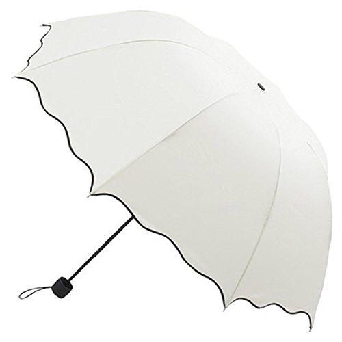 折りたたみ傘 晴雨兼用 BOBOGOJP 折り畳み傘 レディース おしゃれ ワンタッチ 晴雨兼用 高密度PG布 耐風撥水 UVカット 加工済み 超軽量 携帯しやすい 紫外線遮蔽率99% 完全遮光 雨傘 日傘 収納ポーチ付き
