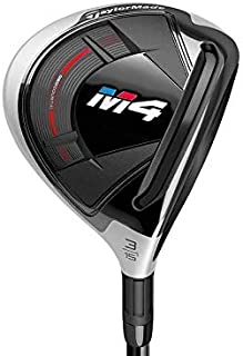 TaylorMade M4 Fairway Wood 3 Wood 3W 15° Project X HZRDUS Black 75 6.5 Graphite X-Stiff Right Handed 43.25in