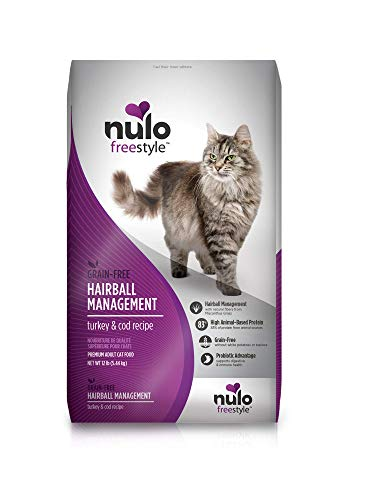Nulo FreeStyle Turkey and Cod Hairball Management Recipe
