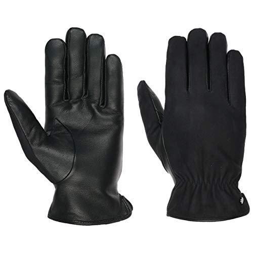 Roeckl Twotone Ziegenleder Handschuhe Lederhandschuhe Damenhandschuhe Herrenhandschuhe (9 HS - blau)