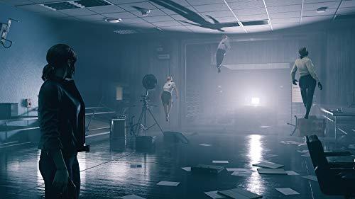 CONTROL(コントロール) (【永久封入特典】限定コスチューム「アストラルダイブスーツ」&ゲーム内アイテム「キャラクター強化レアアイテム」「武器強化レアアイテム」 同梱)  - PS4