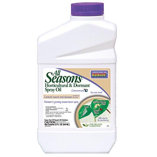 Bonide 211 Qt Horticultrl Spray Oil, 1 quart