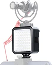 LED Video Light Camera Lighting - Ulanzi Dimmable Portable 49 LED Ultra Bright Panel Video Lighting LED Lights Camera Light for Canon Nikon Pentax Panasonic Sony Digital Dslr Cameras and iPhone etc.