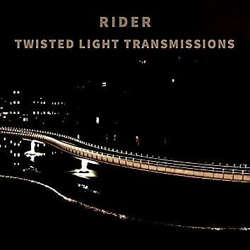Twisted Light Transmissions