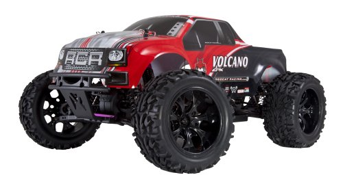 Redcat Racing Electric Volcano EPX Truck with 2.4GHz Radio,Vehicle Battery...