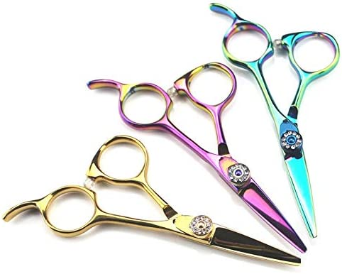 LKKPT 40c 4.5 '' Small Hair Makeup Scissor gift Cutt Eyebrow Scissors Ranking TOP15