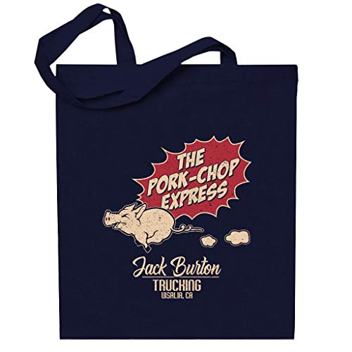 Big Trouble In Little China Inspired Pork Chop Express Totebag