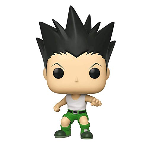 Funko (Without Box) Pop Hunter x Hunter - Gon Freecss Vinyl 3.75inch Animation Figure Anime Derivatives for Boy