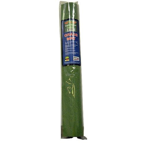 JTT Scenery Products Grass Mats, Light Green