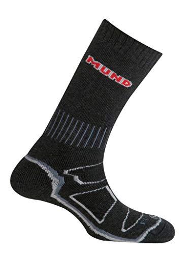 Mund Socks – Makalu Wool Primaloft, Couleur Bleu, Taille EU 34 – 37