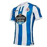 Macron Home Jersey Deportivo Royal/White 18/19 Deportivo La...
