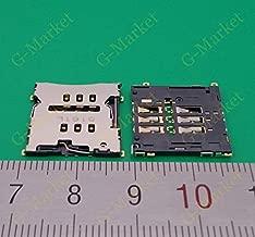 Gimax 25x Sim Card Reader Module Slot Tray Holder Socket connector For LG Optimus G2 D800 D801 D802 D803 D805 LS980 VS980