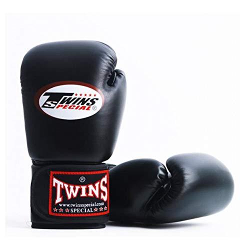 KMCC Boxhandschuhe 8-14 Unze Großhandel Muay Thai Pu-Leder Boxhandschuhe Twin Frauen Männer MMA Fitnesstraining Grant Boxhandschuhe