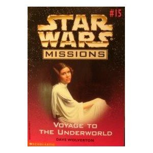Voyage to the Underworld - Book  of the Star Wars Legends