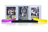 Adam Thielen Football Cards (4) Assorted Bundle - Minnesota Vikings Trading Card Gift Set