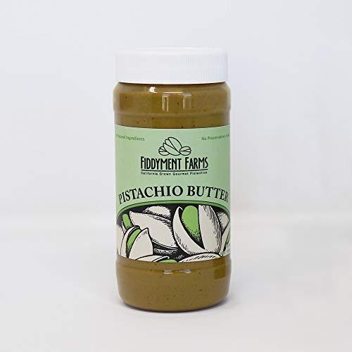 Fiddyment Farms 16oz All Natural Pistachio Butter