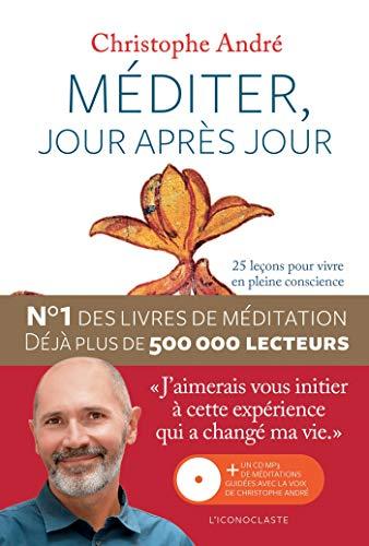 Livre Méditer, jour après jour