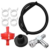 Anxingo Fuel Hose Filter Gas Tank Grommet Bushing Shut-Off Valve Replacement for 3000 5000 6250...