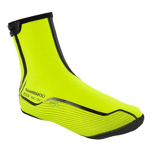 Shimano Copriscarpe S1000R H2O Asphalt H2O Neon Giallo Taglia M