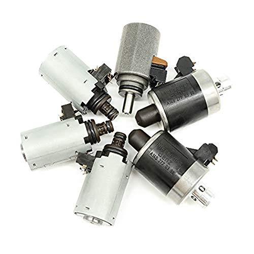 Schaltmagnetventile für A3 Q3 TT für Käfer Touran Sharan OEM DQ250 02E DSG