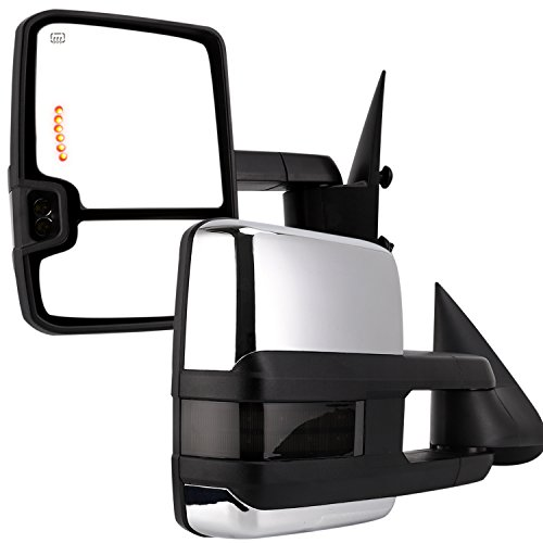 01 gmc tow mirrors - 2