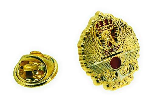Gemelolandia | Pin de Solapa Fuerzas Armadas Españolas | Pines Originales Para Regalar | Para las Camisas, la Ropa o para tu Mochila | Detalles Divertidos