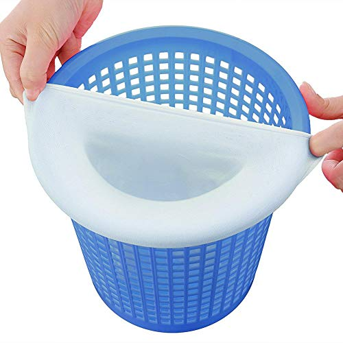 ShawFly 4 pcs Stainless Steel Sink Strainer Bathroom Sink Plug Cover Shower Drain Cover pool anti-blocking net Hair Catcher Plug Filter Basket Strainer small