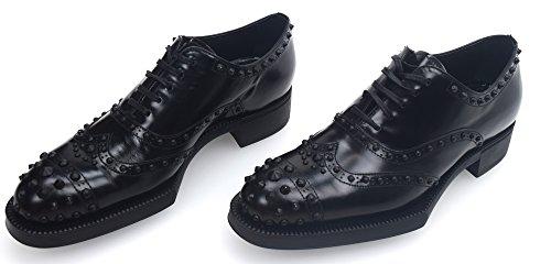 PRADA Zapatos CLÁSICA para Mujer Cuero Negro Art. 1E248F 36 Nero - Black