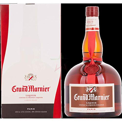 Grand Marnier Cordon Rouge 40,00% 1,00 Liter