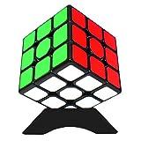 TOYESS Cubo de Mágico 3x3 Profesional, Cubo de Velocidad Clásico Rompecabezas 3D Profesional Rápido para Todas Las Edades