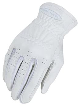 Heritage Pro-Fit Show Gloves Size 6 White