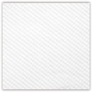 Garcia de Pou Napkins, paper, White, 33x33 cm, Pack of 100 pieces