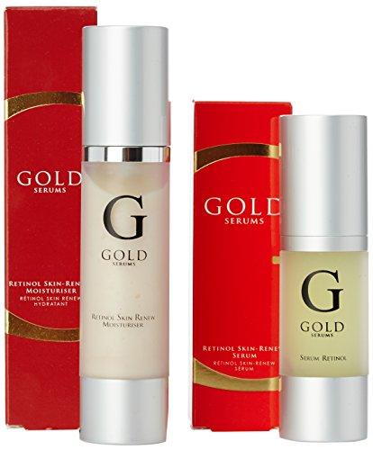 GOLD SERUMS Coffret Rétinol 2 Produits