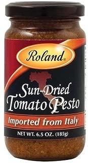 American Roland Food 46870 Roland Sanremo Sun-Dried Tom. Pesto 6.5 Oz.
