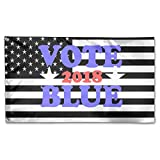 Eriesy Fahne/Flagge Midterm Elections 2018 Family Flag Garden Flag Party Flag 100% Polyester Fiber Indoor Flag