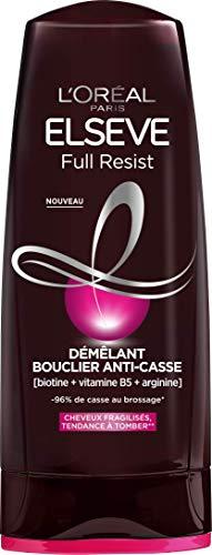 L'Oréal Paris - Elseve - Full Resist Démêlant Bouclier Anti-Casse Enrichi en Compléments Capillaires