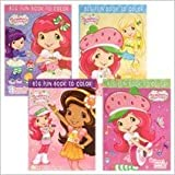 Strawberry Shortcake Coloring Book Multipack (Assorted, Designs Vary)