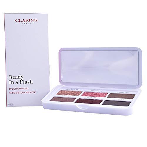 Clarins Ready In A Flash Eyes Y Brow Palette 7.6 Gr - 1 Unidad